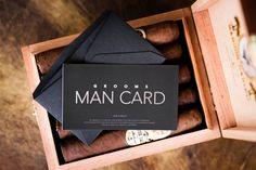 Groomsman Card - Will you be my Groomsman?