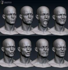 ArtStation - Generic Male, Galal Mohey
