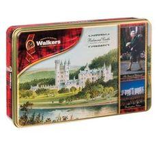 Walkers Shortbread: Balmoral Castle