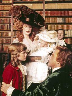 BARRY LYNDON, 1975 - Dirigido por Stanley Kubrick. Elenco: Ryan O'Neal, Marisa Berenson, Patrick Magee, Hardy Kruger. Gênero: Histórico/ Drama. País de origem: Reino Unido.