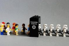 Lego Trooper maker - We need one for humans :)