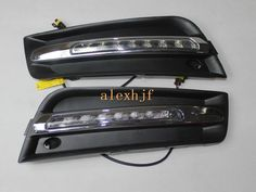 99.99$  Watch now - http://ali4tm.worldwells.pw/go.php?t=580677619 - July King LED Daytime Running Lights DRL LED Fog Lamp case for Chevrolet Cruze 2009~13 ( without fog lamp version), 1:1 Replace