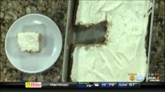 Fuji Apple Spice Cake with Cream Cheese Frosting Monday, August 17, 2015