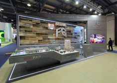 FORTGROUP Trade Show Exhibit Booth Design