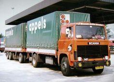 Scania 141M. Combi.