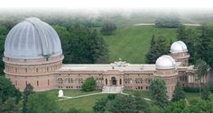 Largest refracting telescope ever built. Birthplace of astrophysics. Cathedral of science. Wisconsin treasure.