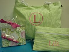 Monogrammed Gift from monogramsoffmadison.com