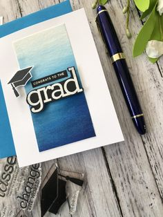 Simon Says Stamp Blog, Distress Oxide Ink, Graduation Cards, Graduation Ideas, Card Making Inspiration, Grad Parties, Creative Cards, Sunny Days, Cardmaking