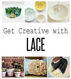 Cute lace ideas #Lace