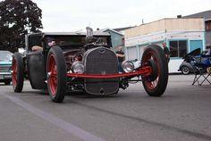 rat rods   1928-Ford-Model-A-Pickup-Hot-Rod-Rat-Rod   Old Car Spotter