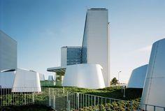 Meilahti Hospital Area, New Entrance Lobby, Helsinki, Finland - LAHDELMA & MAHLAMÄKI ARCHITECTS
