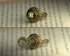 Unique Rings Poe Poison