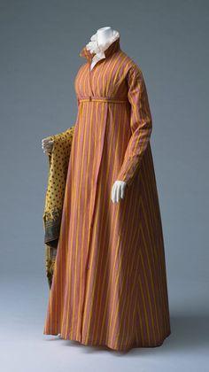 French redingcote 1810-15