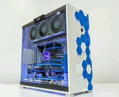 """ASRock Z270 build, By @ggflanparty CHOOSE YOUR WEAPON Follow @clean_setups for more! <a class=""""pintag"""" href=""""/explore/rigs/"""" title=""""#rigs explore Pinterest"""">#rigs</a>"""