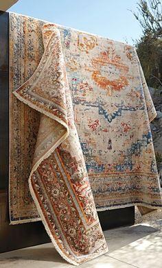 An antique motif fin