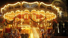 Christmas Markets Tourism in Europe