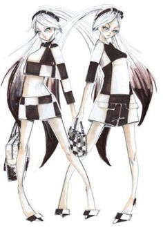 Louis Vuitton designs virtual outfits for holographic performer Hatsune Miku