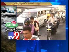 Tv9 Ground report on corrupt GHMC contractors