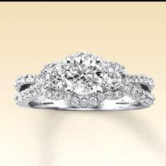 My future wedding ring(: