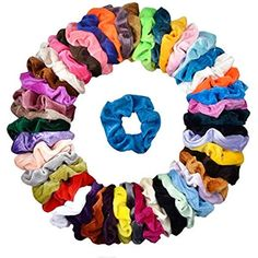 Cehomi Hair Scrunchies Velvet Elastic Hair Bands Scrunchy Bobbles Soft Hair Ties Ropes Ponytail Holder No hurt, Soft for Women or Girls Hair Accessories UK patent 6060083 Gifts For Girls, Girl Gifts, Girls Hair Accessories, Accessories Shop, Velvet Hair, Velvet Material, Elastic Hair Bands, Soft Hair, Ponytail Holders