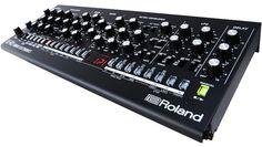 Roland Introduces the SE-02 Analog Synthesizer   KeyboardMag