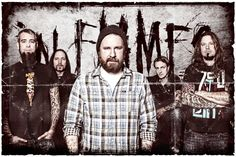 In Flames - a Swedish metal band from Gothenburg, formed in 1990.