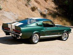1967 Ford Shelby GT500 - Mustang Monthly