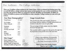 Facebook ads slide 2004