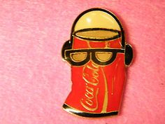 #Vintage    coca cola   can #enamel   pin #badge  vgc ,  View more on the LINK: 	http://www.zeppy.io/product/gb/2/221965990159/