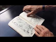 Artist-in-Residence Chip Holton talks about his Original Proximity Hotel Sketches