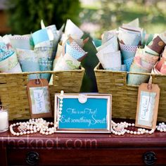 20 Sweet Lolly Bar Ideas