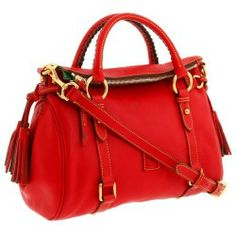 Sales Dooney and Bourke - Florentine Small Satchel (Red) - Bags and Luggage online - Zappos is proud to offer the Dooney