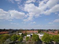 Uitzicht Molukkenstraat 3 J te Nijmegen
