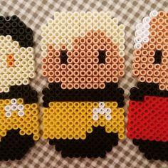 Tasha Yar - Star Trek TNG hama beads by saeys