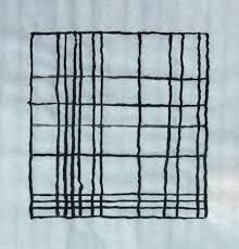 plaid ink drawings - Google Search