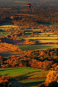Sussex Countryside, England