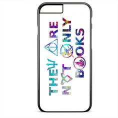 Divergent Hunger Game Harry Potter Book Quotes TATUM-3472 Apple Phonecase Cover For Iphone SE Case