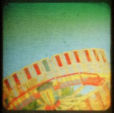 From Luna Park series by Linda Plaisted of Many Muses Studio.