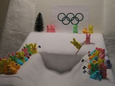 """2010 Contest """"PEEPS"""" on the Half Pipe   Photo posted by: Pam Seibel   360 PEEP"""