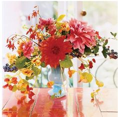 great floral design.