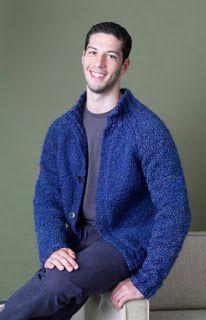 Miss Julia's Vintage Knit & Crochet Patterns: Free Patterns - 20 Mens Sweaters to Knit