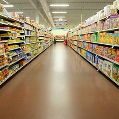 Today's supermarkets are engineered to coax your brain toward buying impulsively.