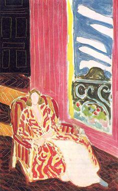 The Dark Door - Henri Matisse