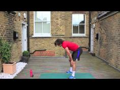 LEON & The Body Coach : Lean & Clean in 2015: Beginner HIIT Workout - YouTube