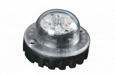 ANT 6-3 LED Hideaway Strobe can be surface mounted or installed in headlights or taillights.