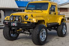Jeep Yellow