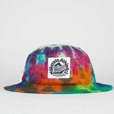 MILKCRATE ATHLETICS Tie Dye Mens Bucket Hat