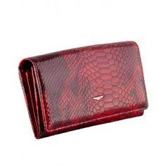 Incanta-i simturile sotiei de 30 de ani cu un cadou fashion cu care sa se mandreasca, un portofel plic Anaconda, din piele naturala