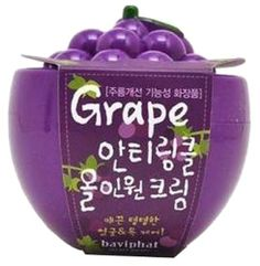 Baviphat Grape Anti-wrinkle All-in-one Cream 100g Baviphat http://www.amazon.com/dp/B004HINHFG/ref=cm_sw_r_pi_dp_UzLLtb1CDYY66HGV