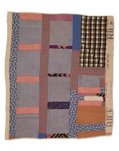 Susana Allen Hunter, Pieced Quilt, 1955-1960